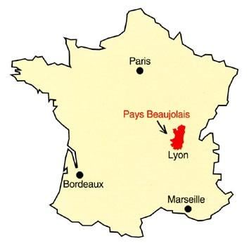 Beaujolais quelle région